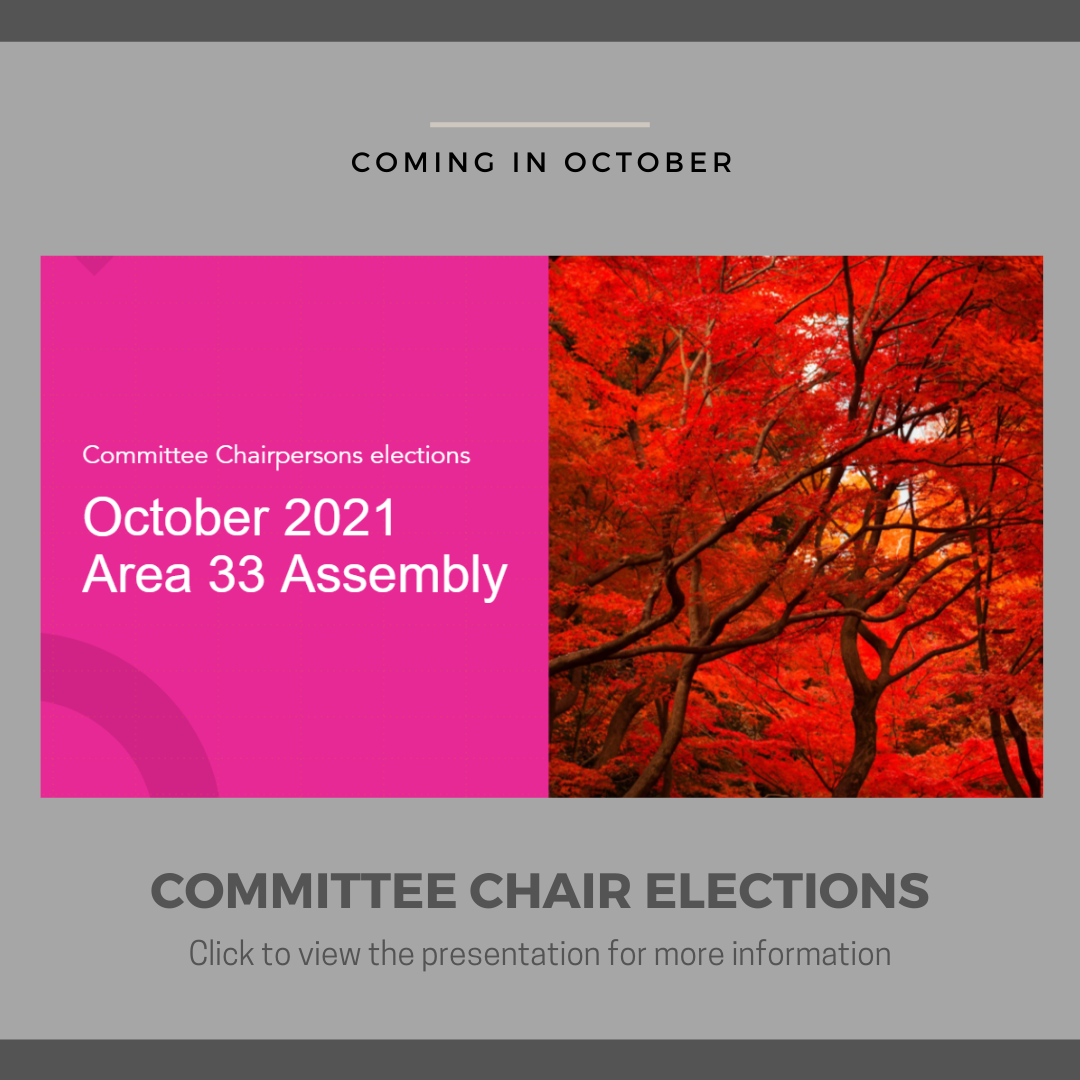 October Elections